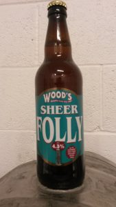 Wood's Sheer Folly
