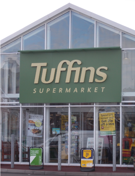 Tuffins Supermarket