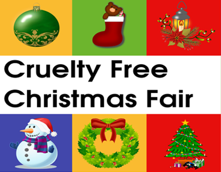 Cruelty Free Christmas Fair