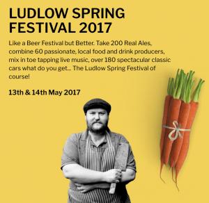 Ludlow Spring Festival 2017