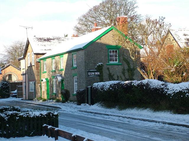 Sun Inn Leintwardine