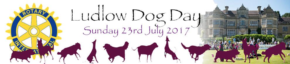 Ludlow Dog Day 2017