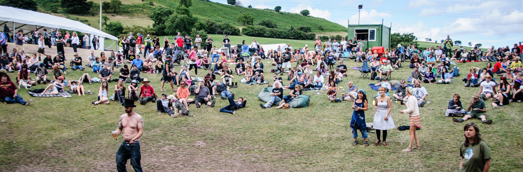 Farmer Phils Music Festival Audience