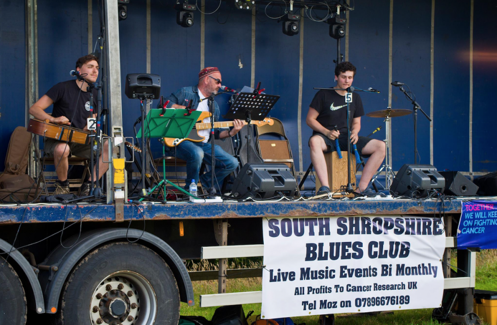 South Shropshire Blues Events