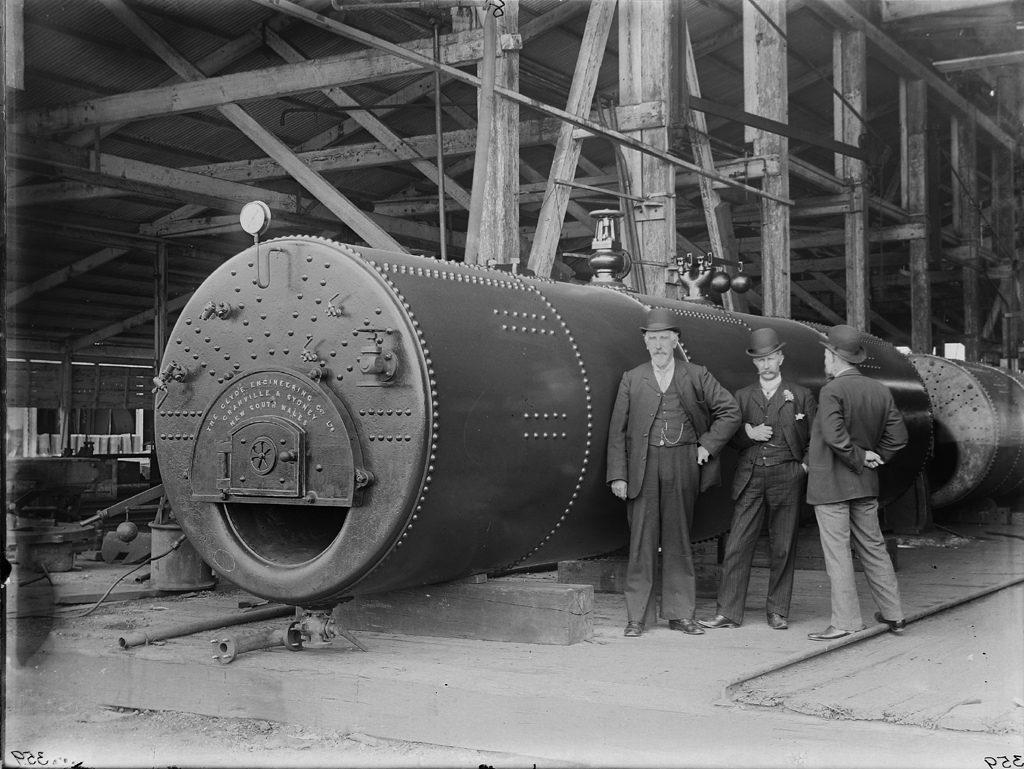 Cornish Boilers