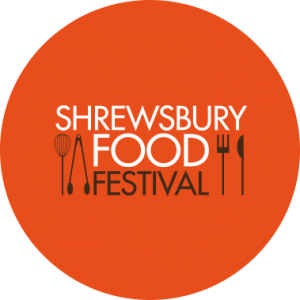 Shrewsbury Food Festival 2018 Logo