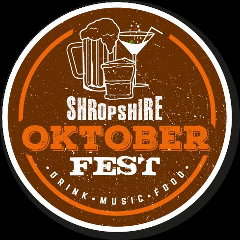 Shropshire Oktoberfest 2018 Logo