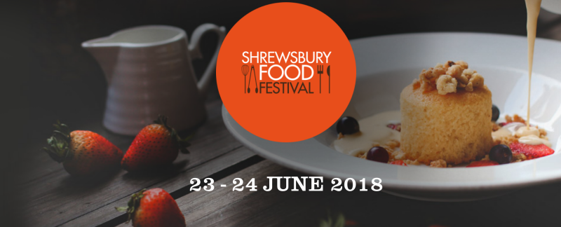 Shrewsbury Food Festival 2018