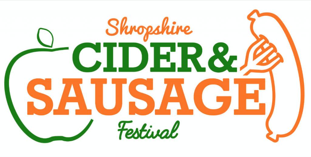 Shropshire Cider and Sausage Festival Logo