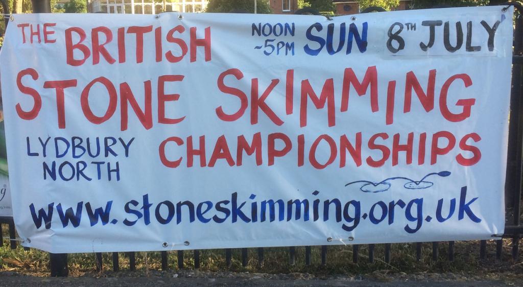 British Stone Skimming Championships
