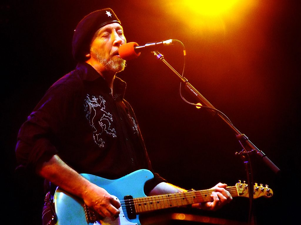 Richard Thompson - Guitarist