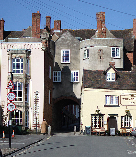 The Broad Gate, Broad Street, Ludlow