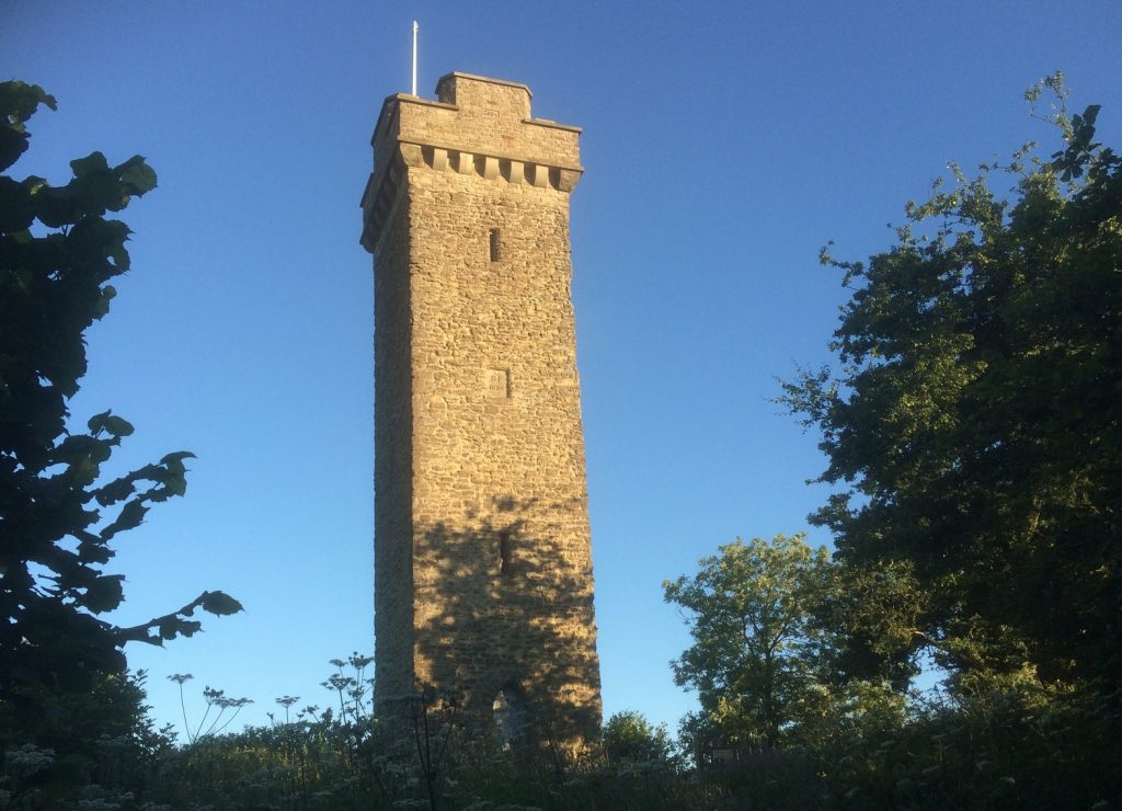 Flounders Folly in the early morning sunlight