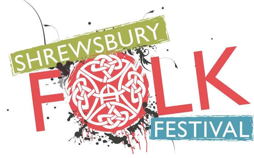 Shrewsbury Folk Festival Logo