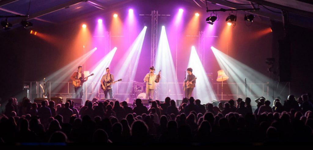 Shrewsbury Folk Festival Stage
